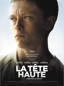 La tete haute - Affiche - Go with the blog