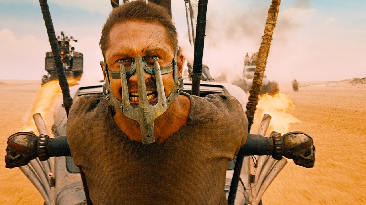 MAD MAX FURY ROAD - image du film 2 Tom Hardy George Miller 2015 - Go with the Blog