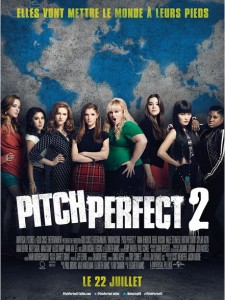PITCH PERFECT 2 - Go with Blog Affiche du film
