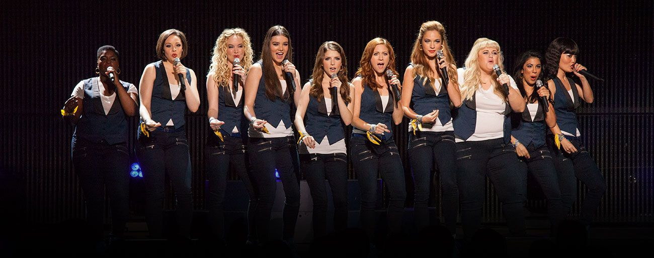 PITCH PERFECT 2 THE HIT GIRLS 2 - image 3 du film 2015 Anna Kendrick Rebel Wilson - Go with the Blog