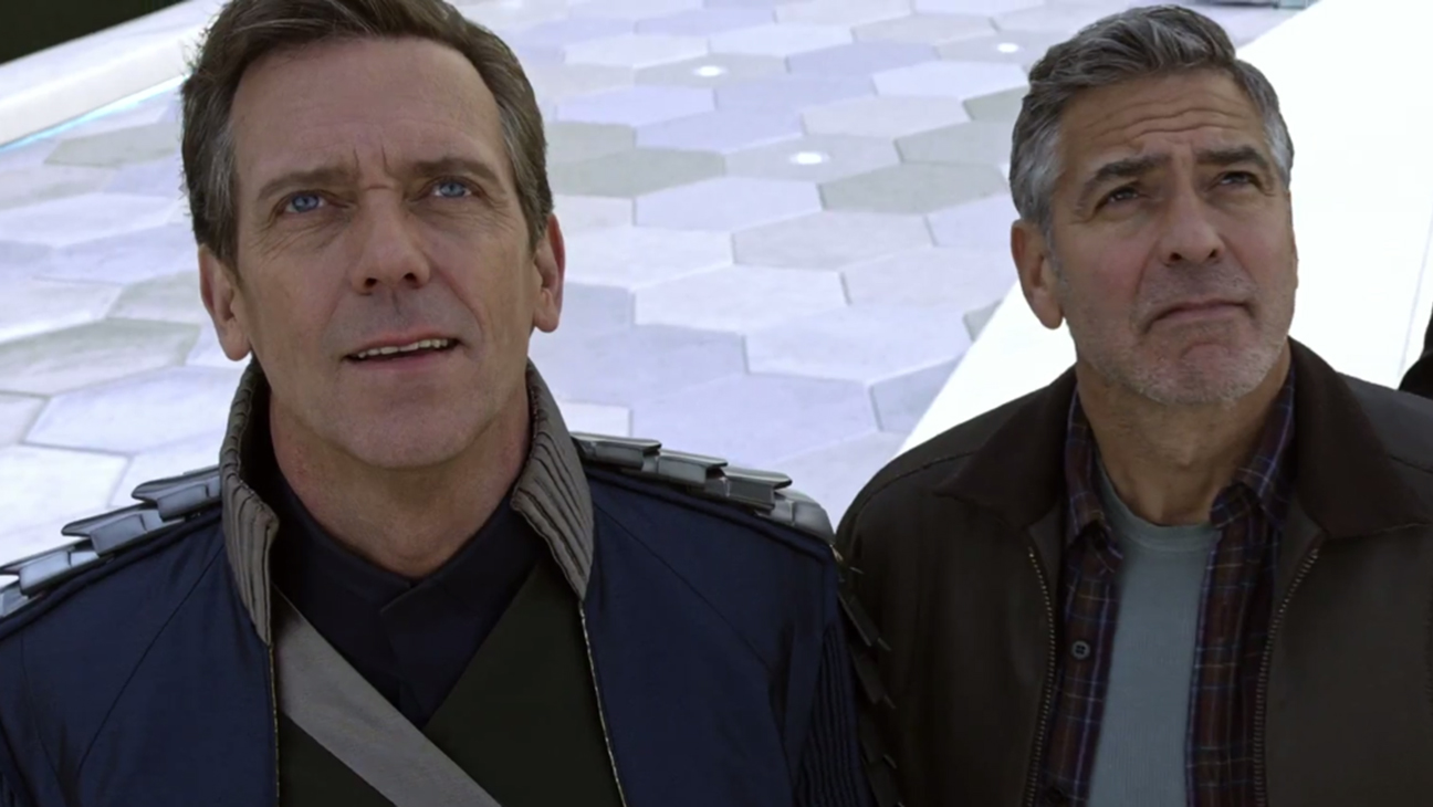 TOMORROWLAND A LA POURSUITE DE DEMAIN - Image 7 du film Disney George Clooney - Go with the Blog