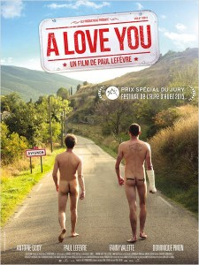 A LOVE YOU - Go with the Blog - Affiche