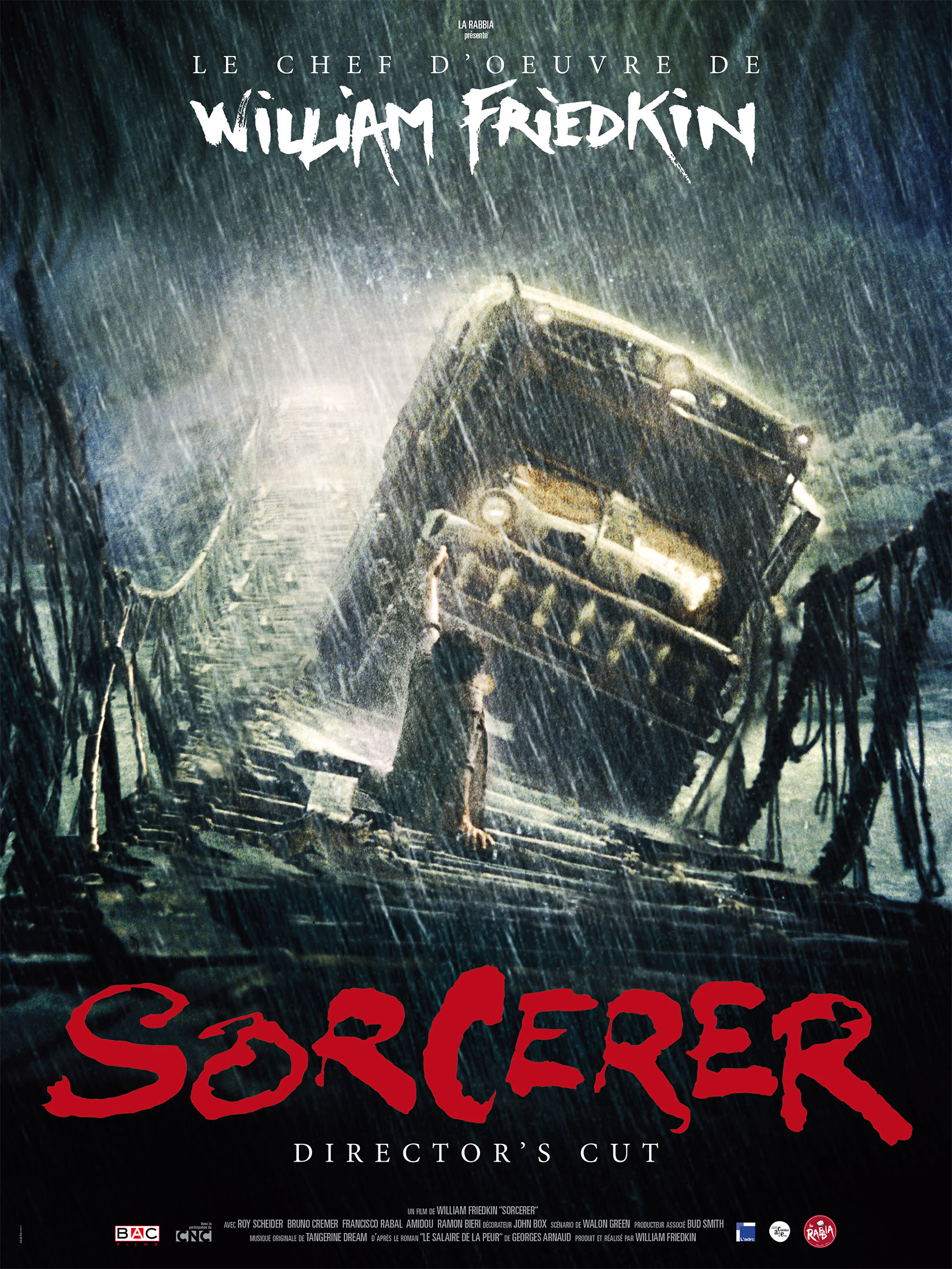 Affiche SORCERER - GO WITH THE BLOG