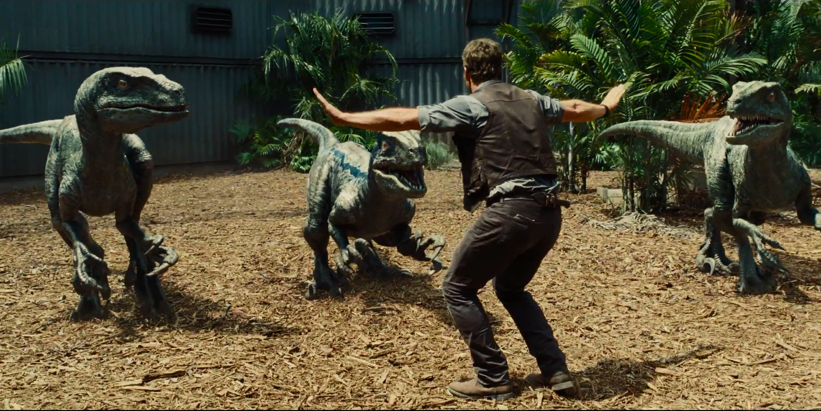 JURASSIC WORLD - Movie 2015 Colin Trevorrow Chris Pratt 1 - Go with the Blog