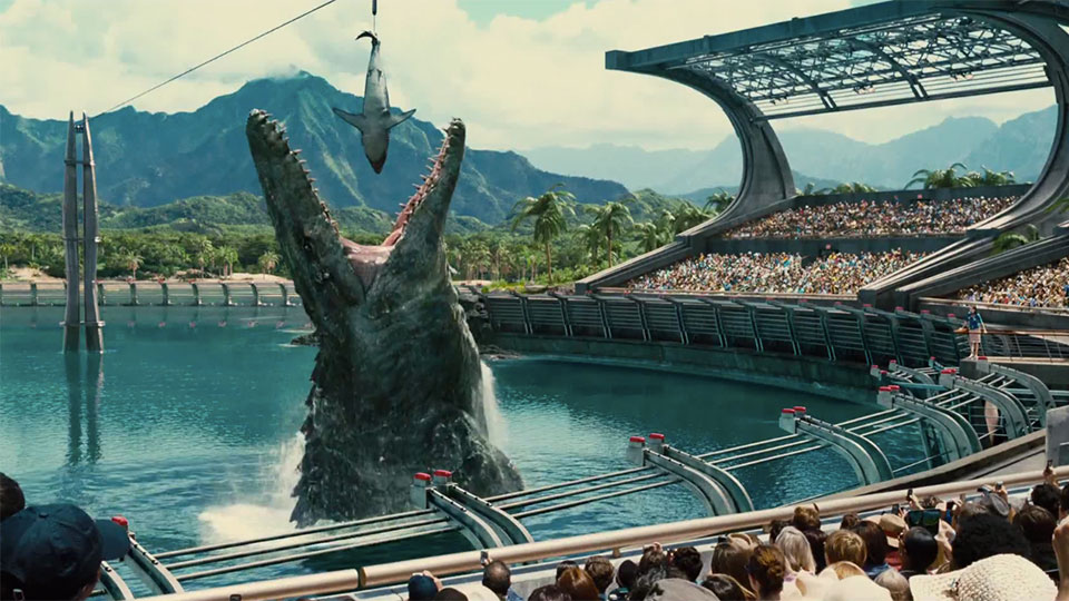 JURASSIC WORLD - Movie 2015 Colin Trevorrow Chris Pratt 4 - Go with the Blog