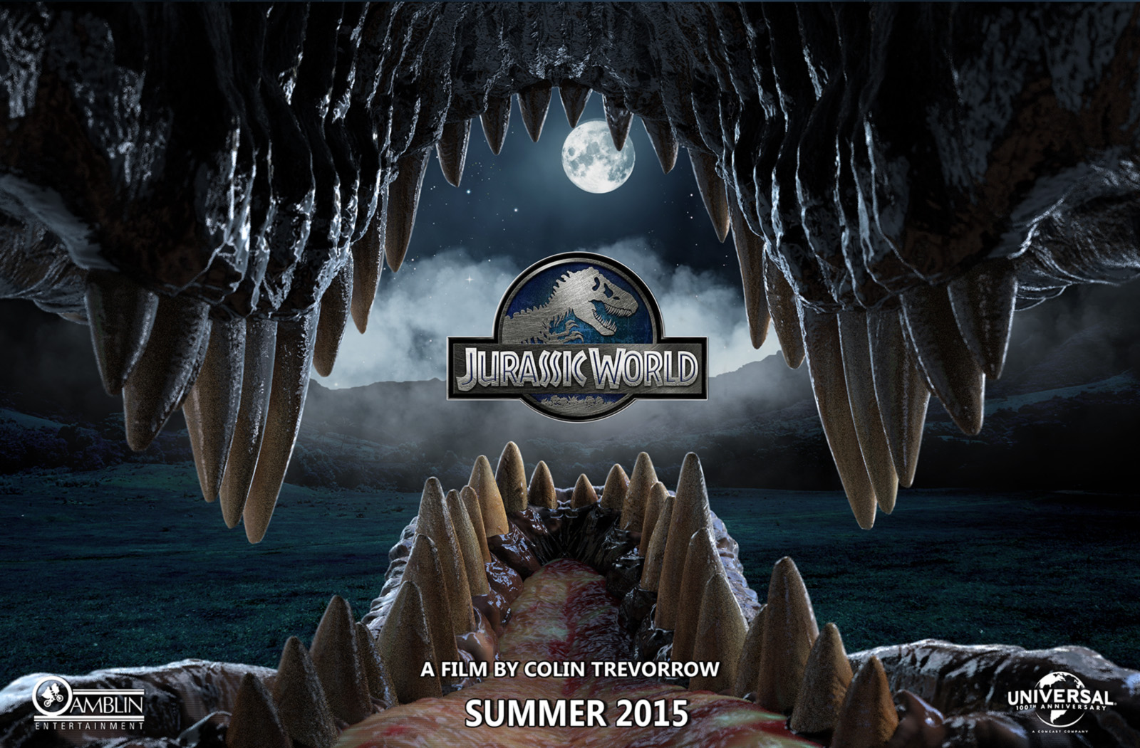 JURASSIC WORLD - Visuel Summer 2015 Colin Trevorrow - Go with the Blog