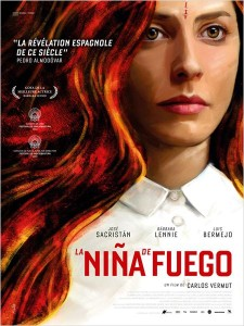 LA NINA DE FUEGO - Affiche France 2015 - Go with the Blog