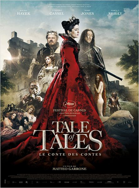 TALE OF TALES - Go with the Blog - Affiche du film