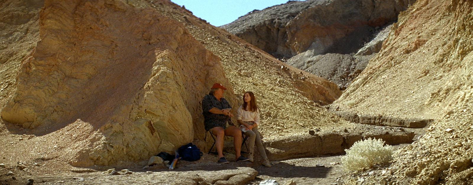 VALLEY OF LOVE - Image du Film Gerard Depardieu Isabelle Huppert 2 2015 Nicloux - Go with the Blog