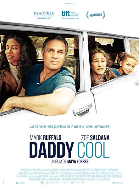 daddy cool - go with the blog - affiche