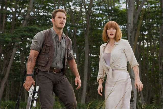 jurassic world - go with the blog - Image du film