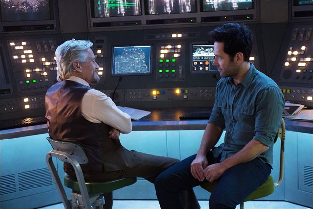 ANT-MAN - Image du film 1 Paul Rudd Marvel 2015 - Go with the Blog