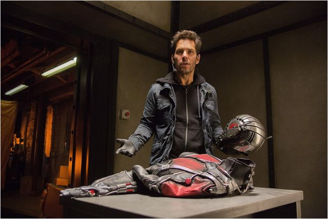 ANT-MAN - Image du film 2 Paul Rudd Marvel 2015 - Go with the Blog