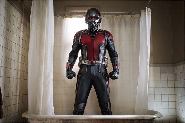 ANT-MAN - Image du film 3 Paul Rudd Marvel 2015 - Go with the Blog