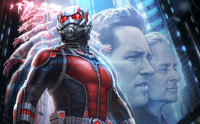 ANT-MAN : LA PETITE BÊTE QUI MONTE …
