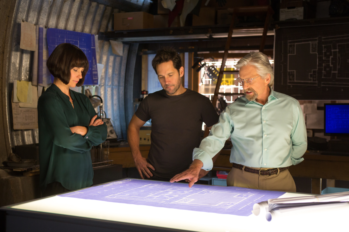 ANT-MAN - Image du film 9 Paul Rudd Evangeline Lilly Marvel 2015 - Go with the Blog