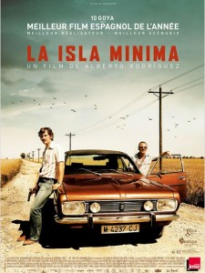 LA ISLA MINIMA - go with the blog - Affiche