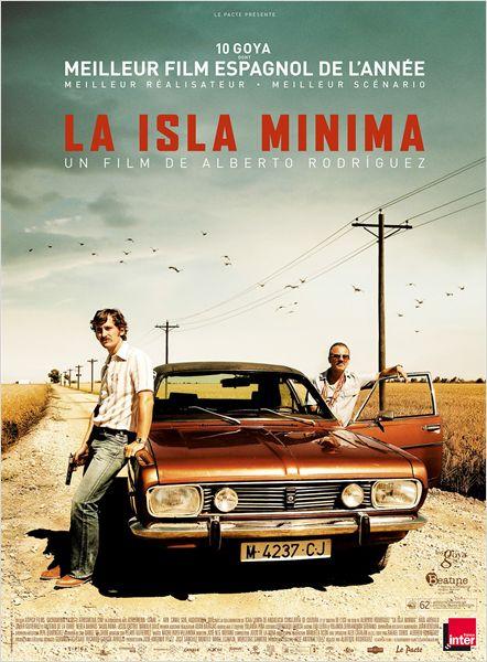 LA ISLA MINIMA - go with the blog - Affiche