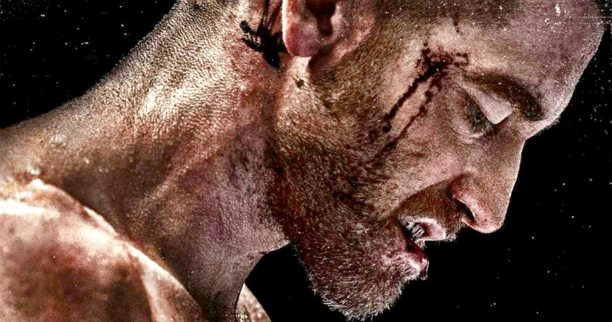LA RAGE AU VENTRE - Image 12 du film SOUTHPAW Jake Gyllenhaal SND Films 2015 - Go with the Blog