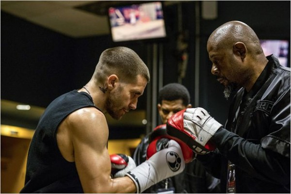 LA RAGE AU VENTRE - Image 9 du film SOUTHPAW Jake Gyllenhaal SND Films 2015 - Go with the Blog