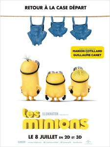 LES MINIONS - image 13 du film 2015 Universal Pictures - Go with the Blog