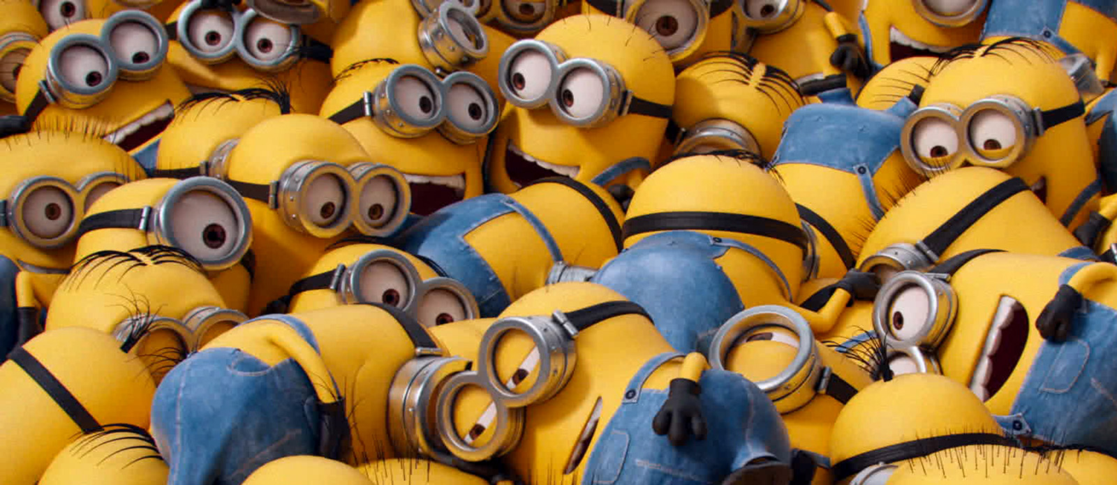 LES MINIONS - image 3 du film 2015 Universal Pictures - Go with the Blog