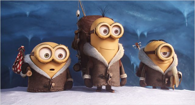 LES MINIONS - image 7 du film 2015 Universal Pictures - Go with the Blog