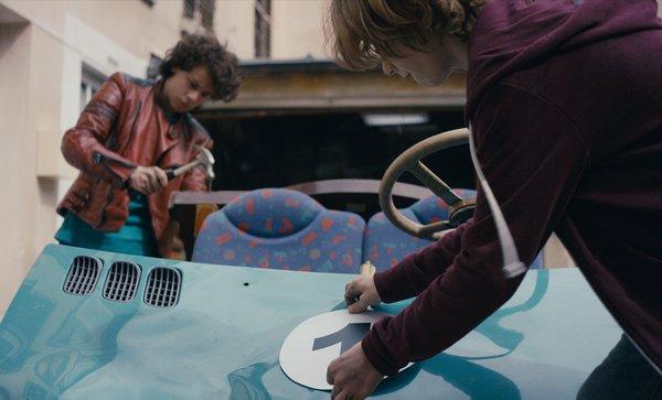 MICROBE ET GASOIL - Image 4 Affiche du film Michel Gondry 2015 - Go with the Blog