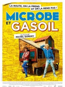 Microbe et Gasoil - Go with the Blog - Affiche du film
