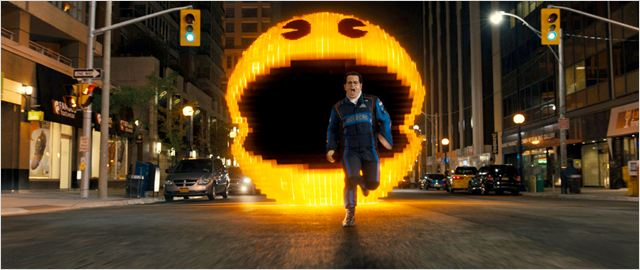 Pixels - Go with the Blog - Image du film