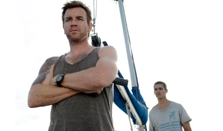 SON OF A GUN - Image du film Ewan McGregor 2015 - Go with the Blog