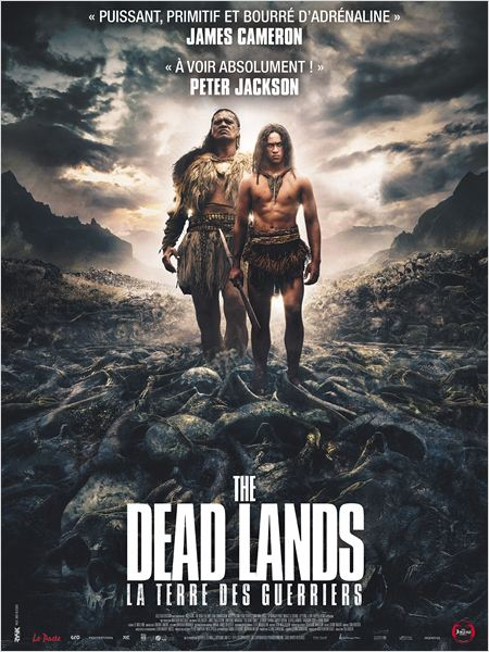 the dead lands - affiche du film - Go with the Blog