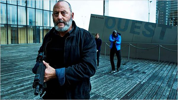 ANTIGANG - Image du film 1 Benjamin Rocher Jean Reno - Go with the Blog