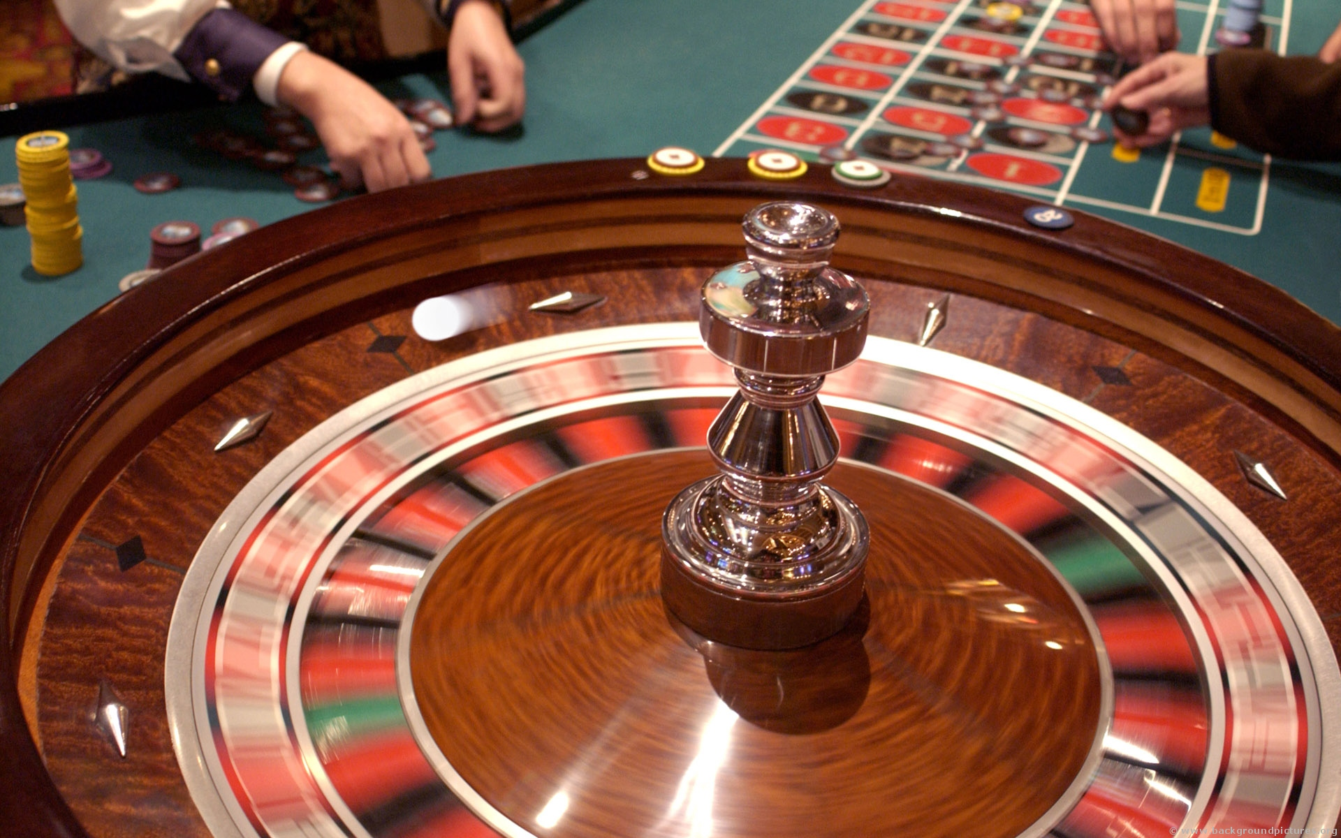 CASINO - jeu Roulette - Go with the Blog