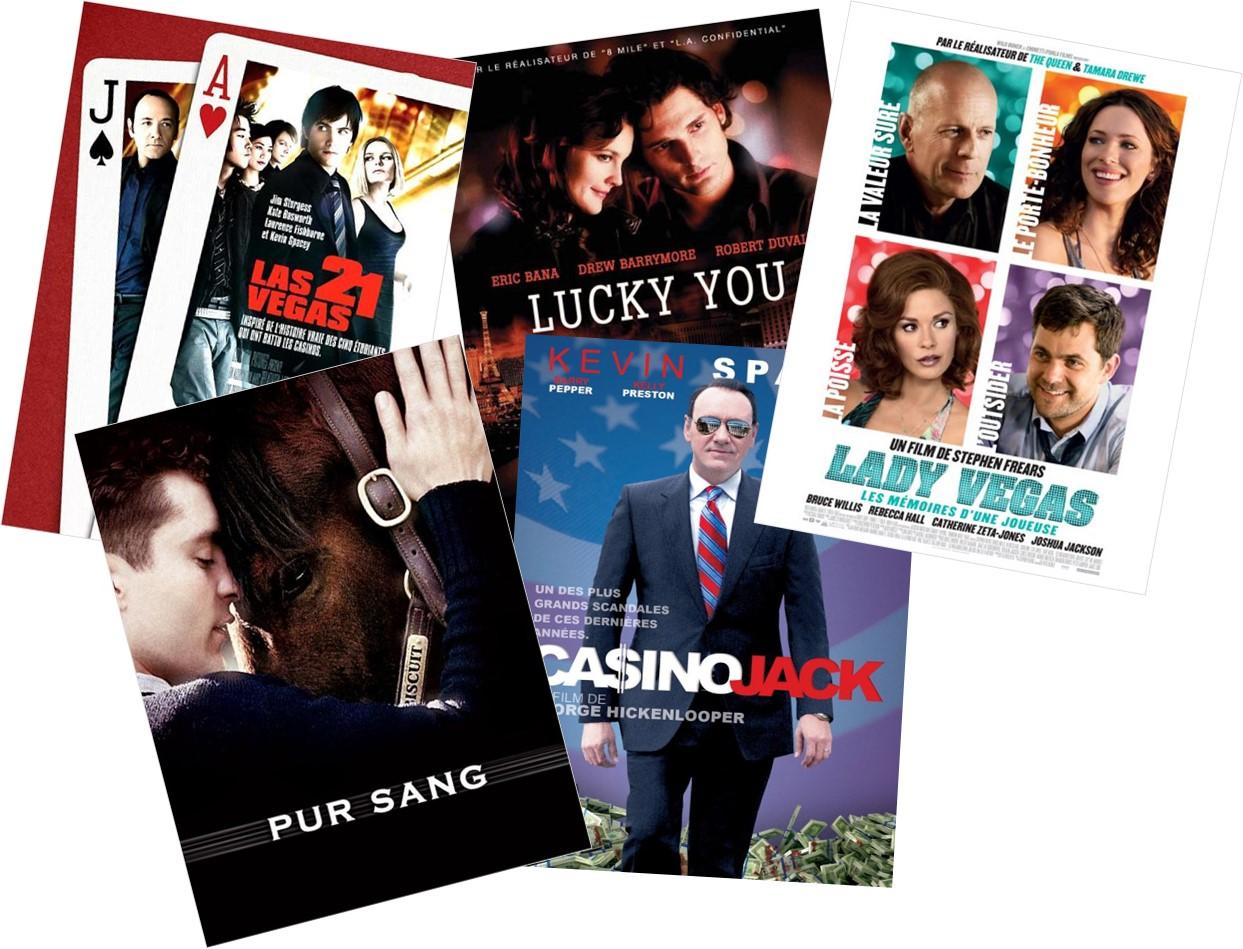 Films Fais Divers Jeux Argent paris Casinos - Affiches Sélection Films
