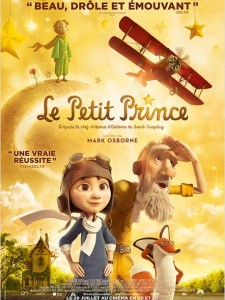 LE PETIT PRINCE - Affiche France définitive Paramount - GO WITH THE BLOG
