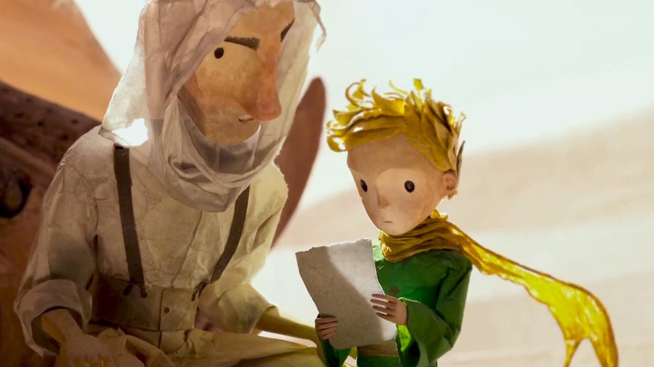 LE PETIT PRINCE - Image du film 3 Paramount - Go with the Blog
