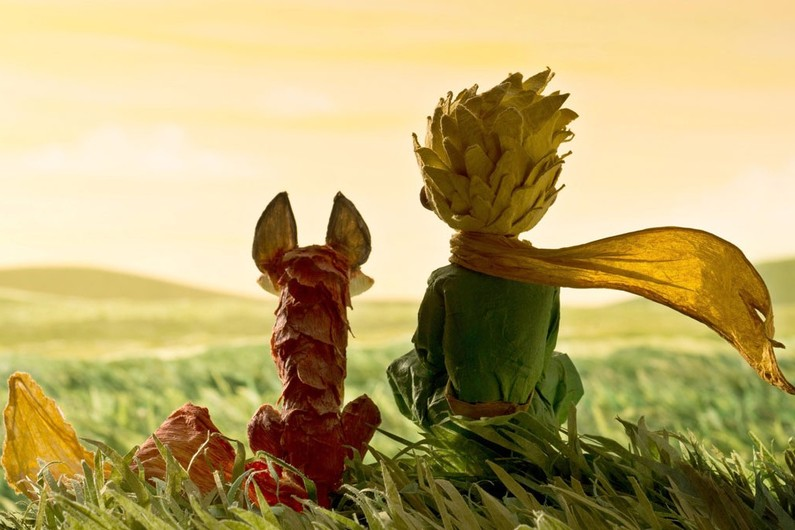 LE PETIT PRINCE - Image du film 5 Paramount - Go with the Blog