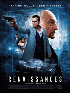 RENAISSANCES - Affiche France film Ryan Reynolds SND Films 2015 - Go with the Blog