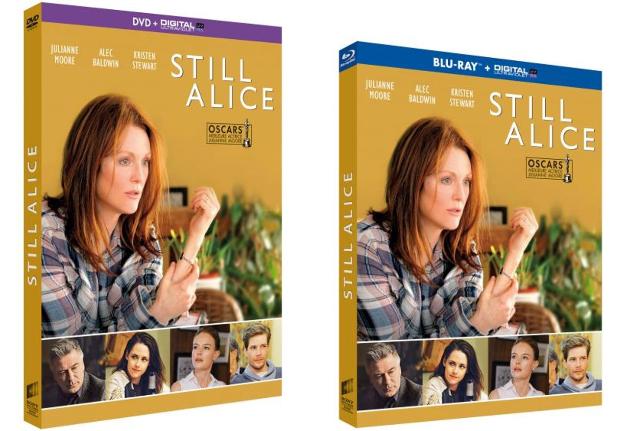 STILL ALICE - Concours Visuel Bluray et DVD à gagner France - copyright visuel Go with the Blog