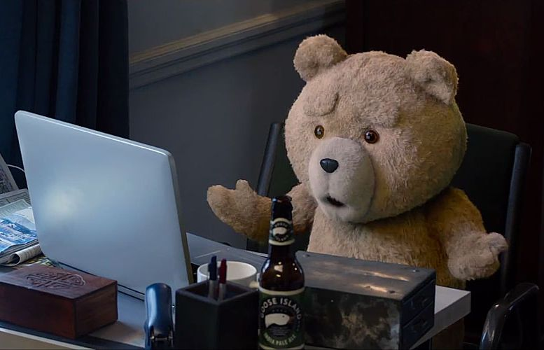 TED 2 - Image 1 du film Seth McFarlane 2015 Universal Pictures - Go with the Blog