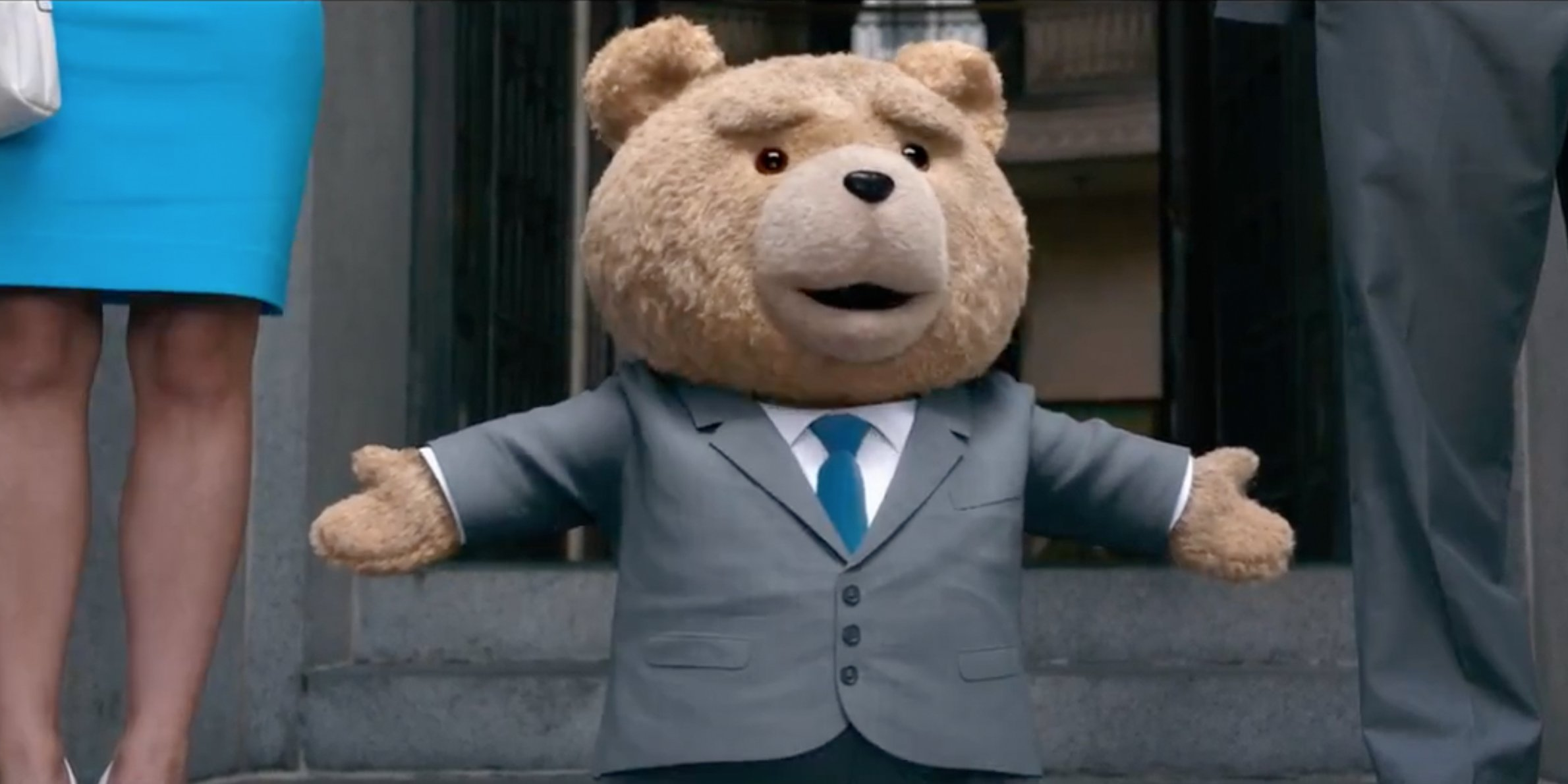 TED 2 : TOUS POUR TED !