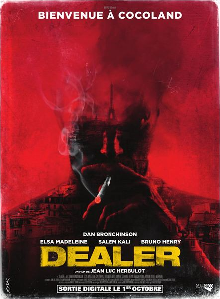 Dealer - Go with the Blog - Affiche