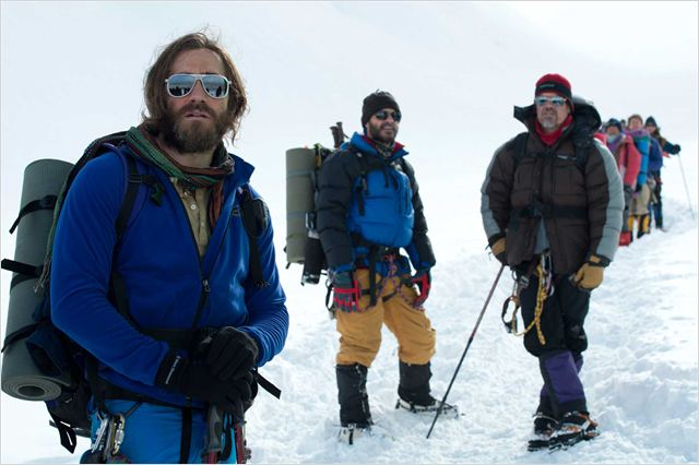 EVEREST - Image du film 2 Josh Brolin Jake Gyllenhaal 2015 - Go with the Blog