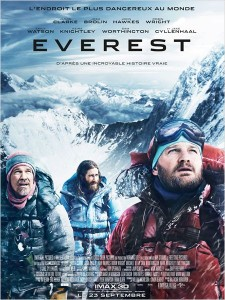 EVEREST - affiche France French Poster movie 2015 - Go with the Blog
