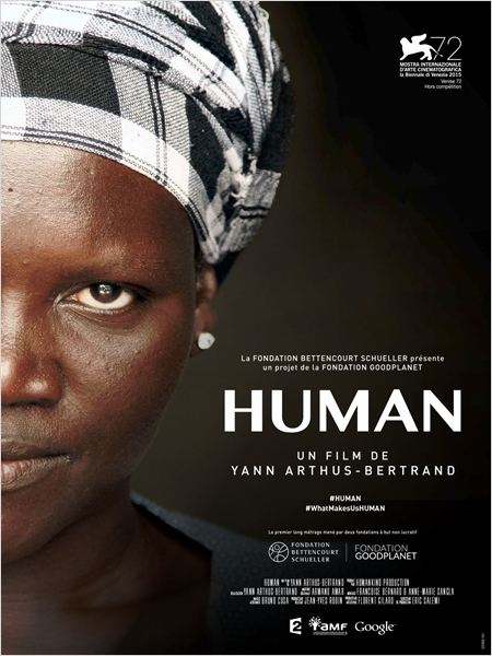 Human - Go with the Blog - Affiche