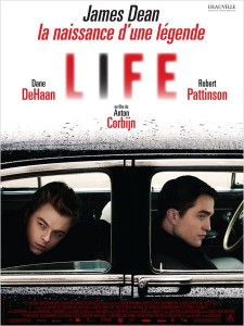 LIFE - Affiche du film Anton Corbjin 2015 movie - Go with the Blog