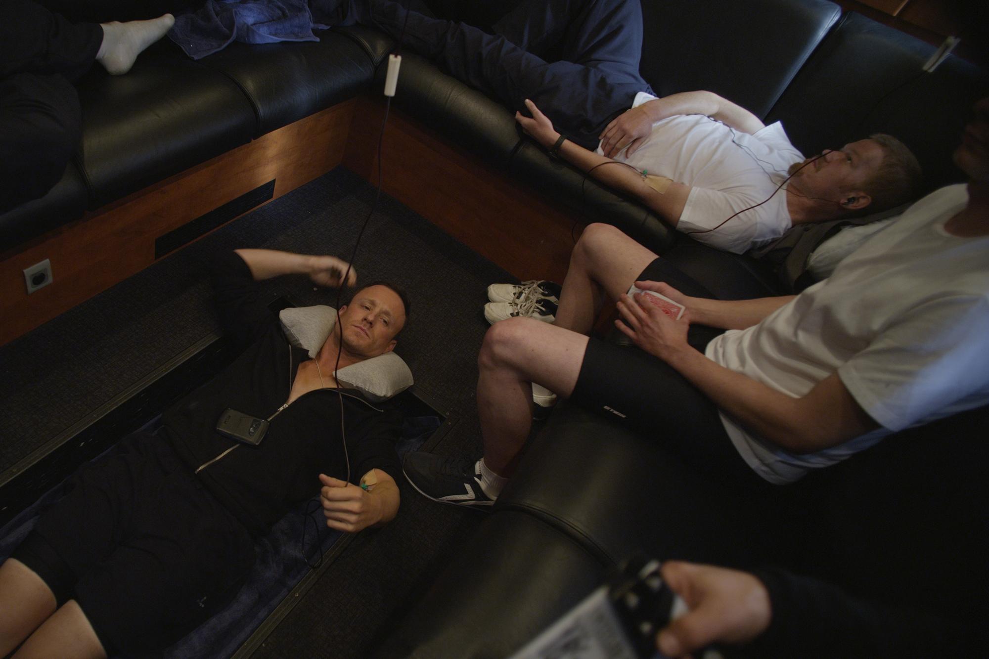THE PROGRAM - Image du film 5 Ben Foster film Stephen Frears 2015 - Go with the Blog