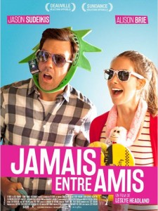 jamais entre amis - go with the blog - affiche