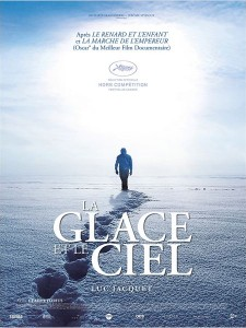 LA GLACE ET LE CIEL - go with the blog - Affiche